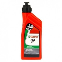 HUILE CASTROL TOP 2T SEMI SYNTHESE 1L SCOOTER
