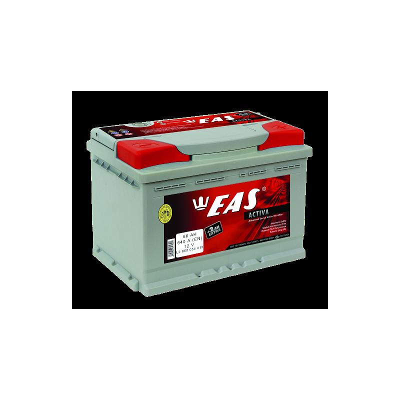 BAT EAS 12V 72AH/680A START/STOP +A DROIT