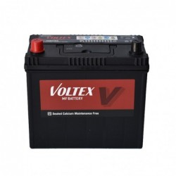 BAT VOLTEX 12V 45AH 430A + GAUCHE SANS ENTRETIEN