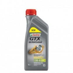 HUILE CASTROL GTX 10W40 1L A3/B4