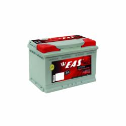 BAT EAS 12V 60AH/490A + DROITE L2